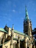 大教堂 库存照片