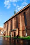 大教堂 免版税图库摄影
