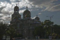 大教堂 免版税库存照片