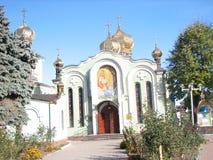 大教堂 图库摄影