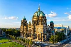 大教堂(Dom)柏林,德国 库存图片