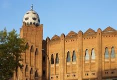 大教堂Cagrada Familia 库存图片