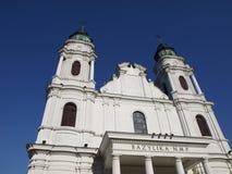 大教堂chelm玛丽st 免版税图库摄影