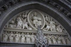 大教堂cobh爱尔兰 库存照片
