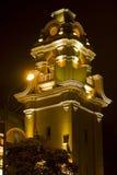 大教堂de利马秘鲁 库存图片