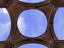 大教堂de圣地亚哥 免版税图库摄影