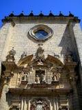 大教堂de弗隆特里赫雷斯la萨尔瓦多圣&#1253 库存照片
