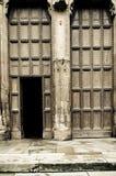 Rodez大教堂 免版税图库摄影