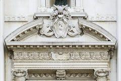 大教堂della圣诞老人住处 库存图片