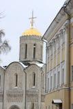 大教堂demetrius st 免版税库存图片