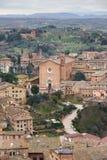 大教堂di圣弗朗切斯科 免版税库存照片