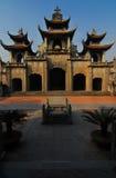 大教堂diem phat越南 免版税库存照片