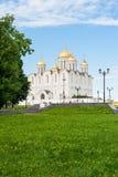 大教堂dormition俄国vladimir 图库摄影