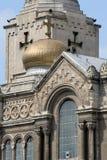 大教堂dormition theotokos 库存照片