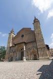 大教堂fidenza意大利帕尔马 免版税图库摄影