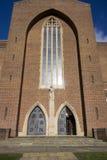 大教堂guildford萨里 免版税图库摄影
