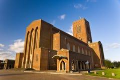大教堂guildford 免版税库存图片