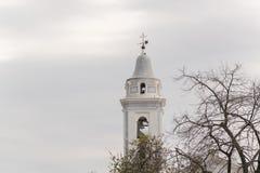 大教堂Nuestra SeA±oraa del Pilar -布宜诺斯艾利斯 库存照片