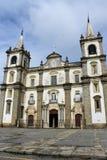 大教堂portalegre 免版税图库摄影