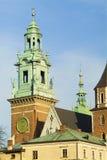 大教堂s塔 库存图片