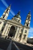 大教堂s st斯蒂芬 免版税图库摄影