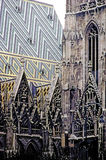 大教堂s st斯蒂芬 免版税库存图片