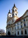 大教堂sastin 库存图片