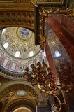 大教堂st史蒂文 图库摄影