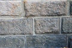 大方形块墙壁纹理的样式 库存照片