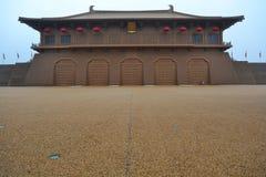 大明宫殿 库存图片