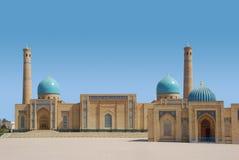 大星期五清真寺在塔什干 库存图片