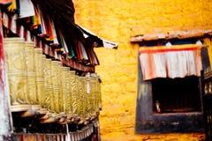 大昭寺寺庙藏传佛教拉萨西藏 库存照片