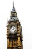 大本钟伦敦威斯敏斯特塔 免版税库存照片