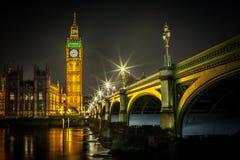 大本钟尖沙咀钟楼和议会房子 免版税图库摄影
