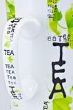 大杯子茶 免版税库存图片