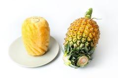 大果子,新鲜的菠萝 免版税图库摄影