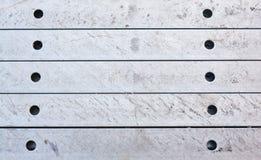大梁组金属表面 免版税库存图片