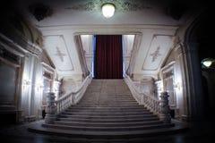 大楼梯 库存图片