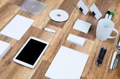 大模型企业模板 库存图片
