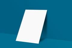 大模型明信片和盖子 免版税库存照片