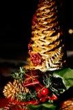 大气圣诞节 库存图片
