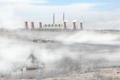 大气污染 库存图片