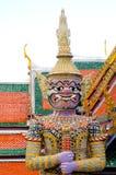 大泰国菩萨雕象 免版税库存图片