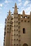大清真寺的细节 免版税库存图片