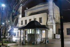 大清真寺Kasimpasa伊斯坦布尔 库存照片