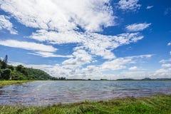 大湖 免版税库存图片