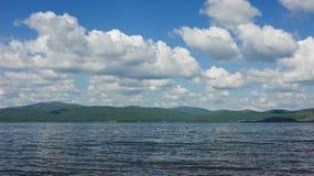 大湖 图库摄影