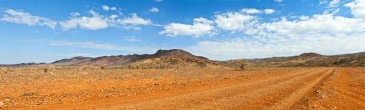大澳洲内地全景 免版税图库摄影