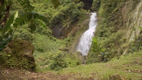 大瀑布在Kebumen 影视素材