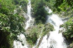 大瀑布,泰国 免版税图库摄影
